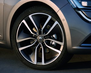 2016 Renault Talisman Velg and Wheel