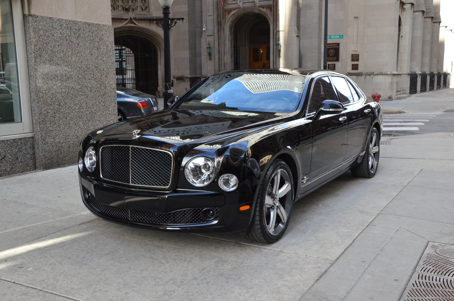 2016 bentley mulsanne facelift 5815 cars performance. Black Bedroom Furniture Sets. Home Design Ideas