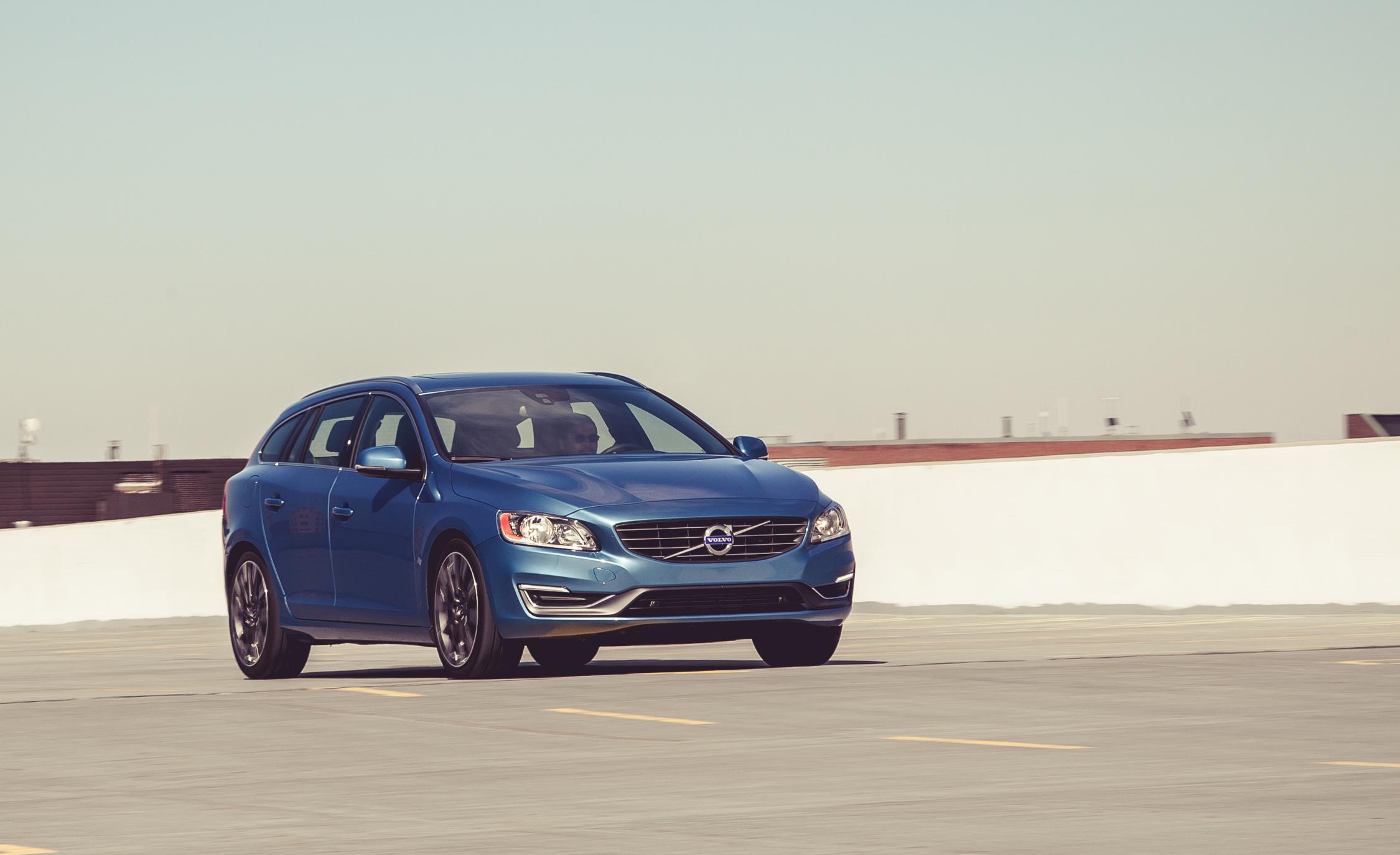 New 2015 Volvo V60