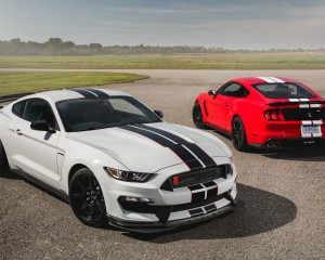 New 2016 Ford Mustang Shelby GT350R and GT350