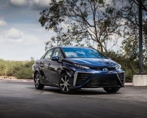 Preview Toyota Mirai 2016