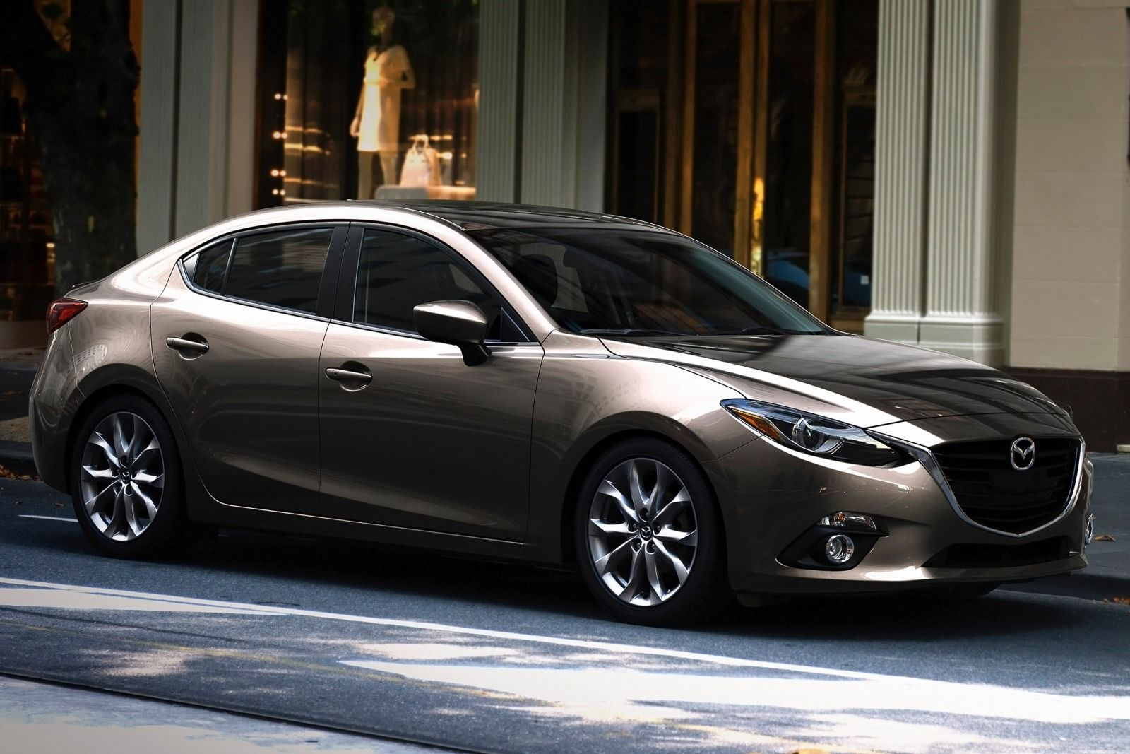 New 2015 Mazda 3 Hatchback