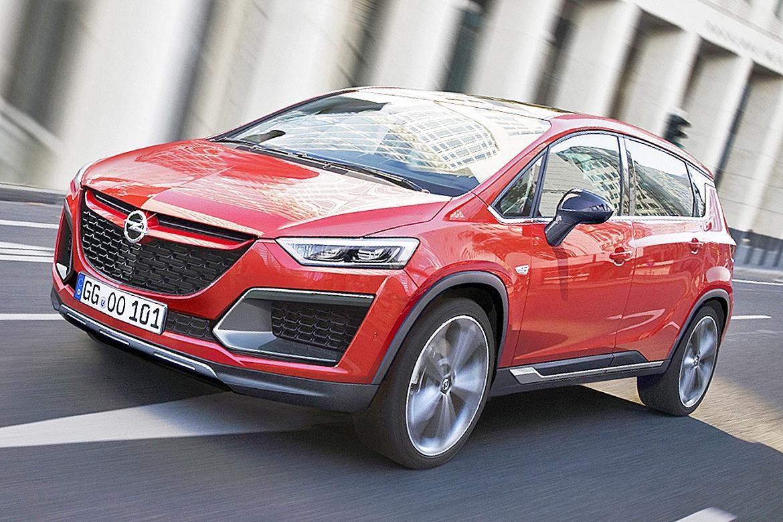 Next 2016 Opel Meriva