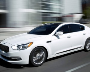 Performance Preview: 2015 Kia K900