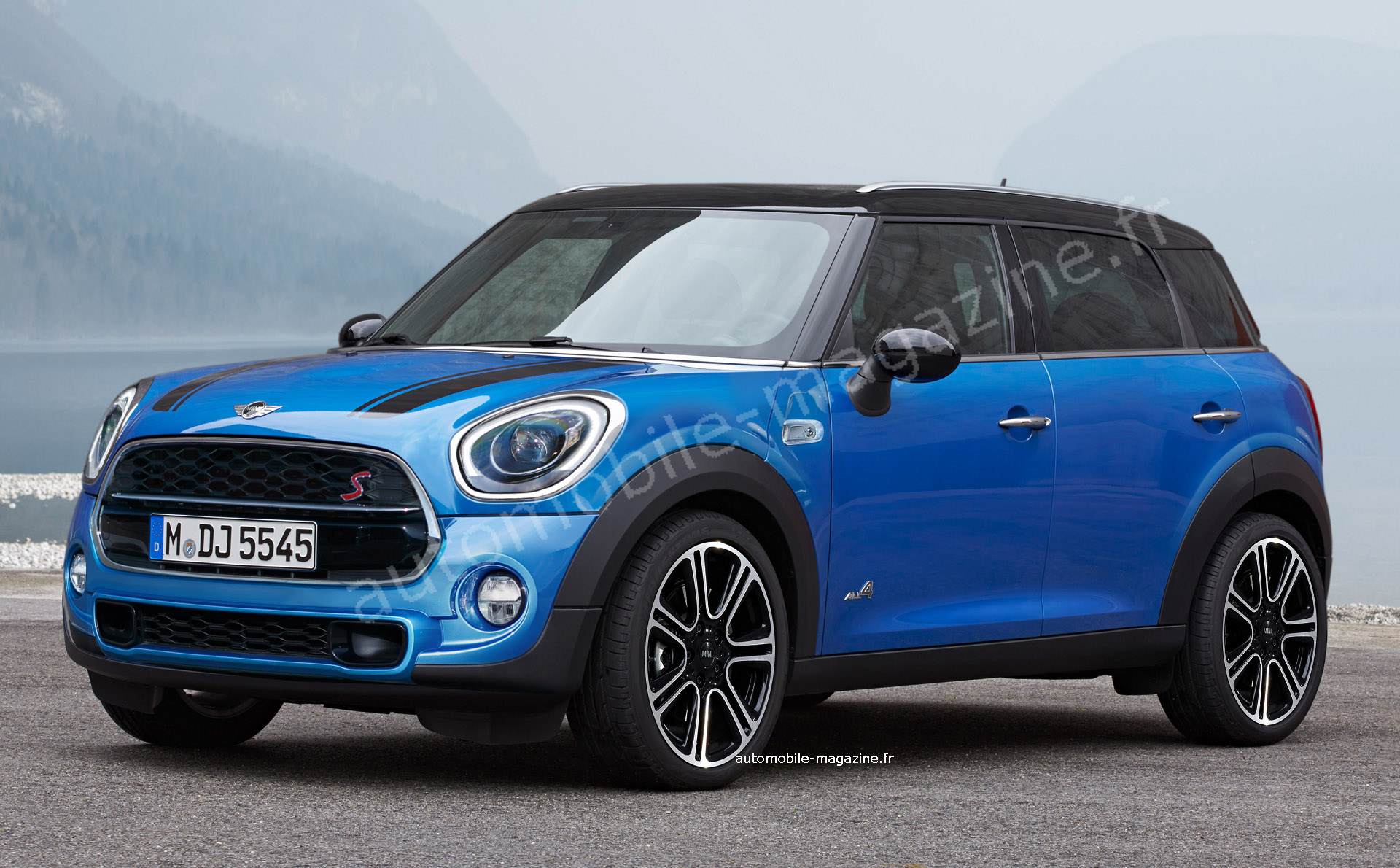Preview 2016 Mini Countryman