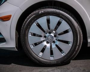 2014 Mercedes-Benz B-Class Exterior Wheel Trim