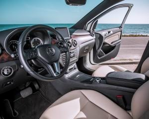 2014 Mercedes-Benz B-Class Interior