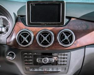 2014 Mercedes-Benz B-Class Interior Center Head Unit