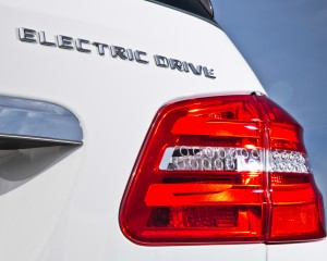 2014 Mercedes-Benz B-Class Interior Exterior Badge and Taillight