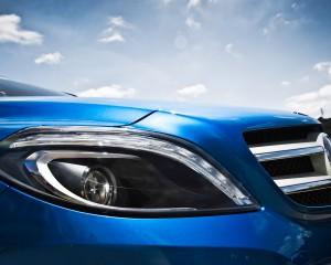 2014 Mercedes-Benz B-class Electric Drive Exterior Headlamp