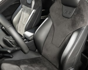 2015 Audi S5 Front Seats Interior