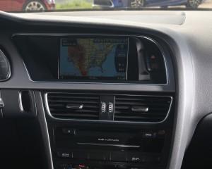 2015 Audi S5 Head Unit