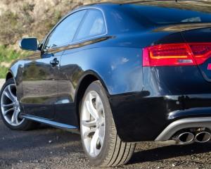 2015 Audi S5 Taillight Design