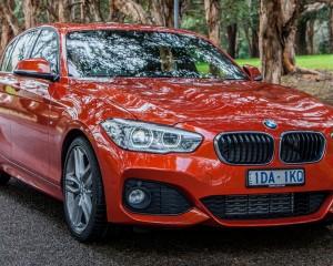 2015 BMW 125i