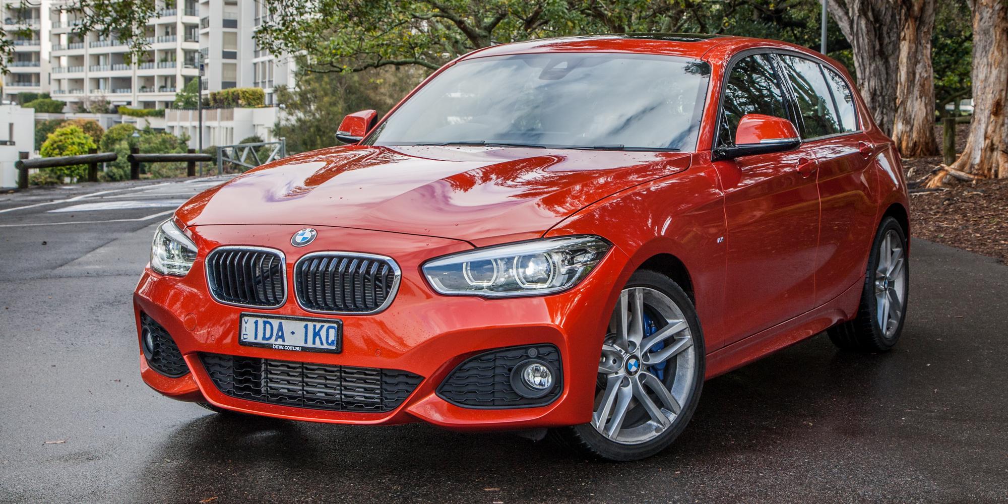 2015 BMW 125i Exterior