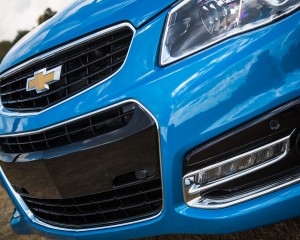 2015 Chevrolet SS Exterior Grille