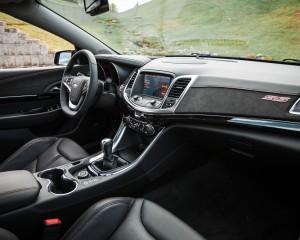 2015 Chevrolet SS Interior Dashboard