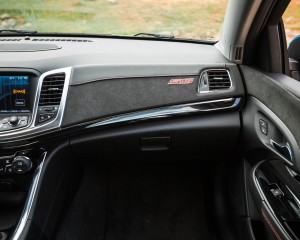 2015 Chevrolet SS Interior Passenger Dash