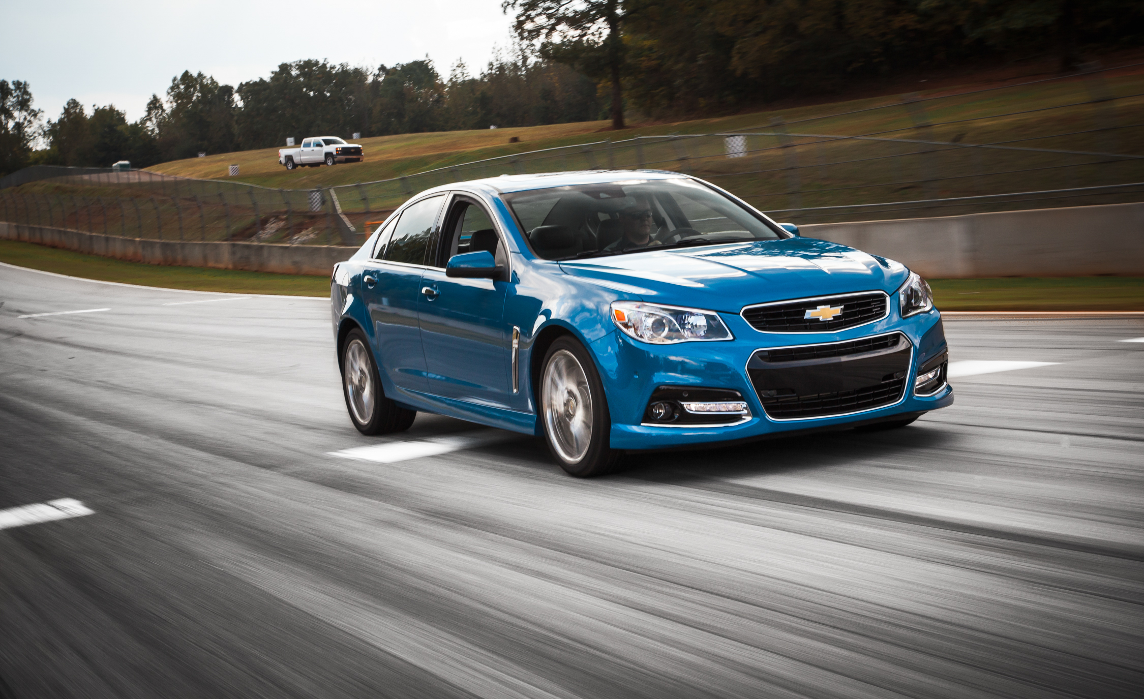 2015 Chevrolet SS Test Drive
