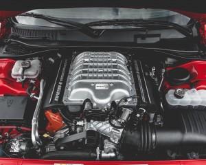 2015 Dodge Challenger SRT Hellcat Supercharged 6.2-Liter V-8 Engine