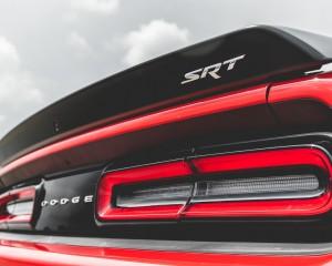 2015 Dodge Challenger SRT Hellcat Exterior Taillight