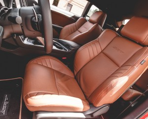 2015 Dodge Challenger SRT Hellcat Interior Cockpit Seat