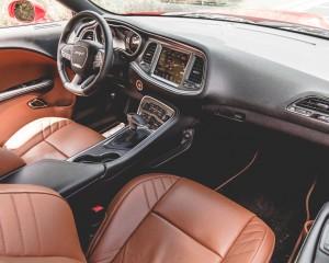 2015 Dodge Challenger SRT Hellcat Interior Dashboard