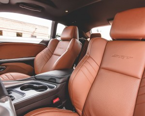 2015 Dodge Challenger SRT Hellcat Interior Front Seats