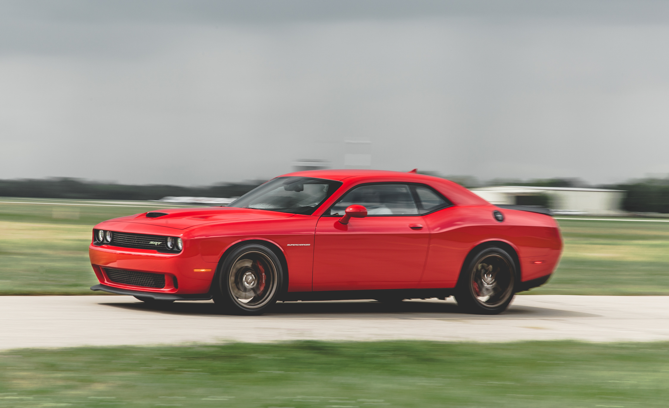 Classic American Muscle Car Reviews Dodge Challenger Srt