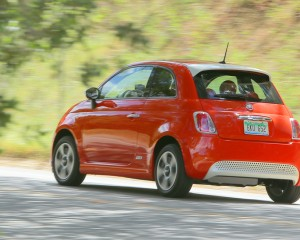 2015 FIAT 500e Performance Test