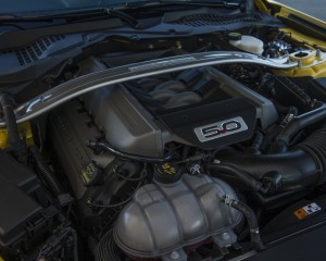 2015 Ford Mustang GT Engine Preview
