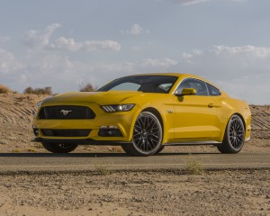 2015 Ford Mustang GT Exterior