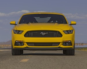 2015 Ford Mustang GT Front Exterior Design