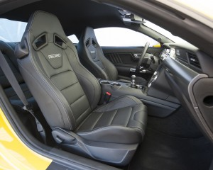 2015 Ford Mustang GT Front Seats Interior