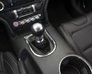 2015 Ford Mustang GT Gear Shift Knob