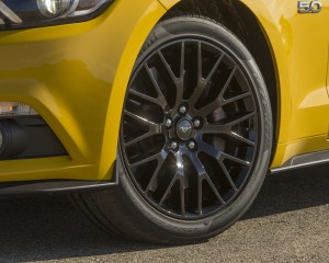 2015 Ford Mustang GT Wheel