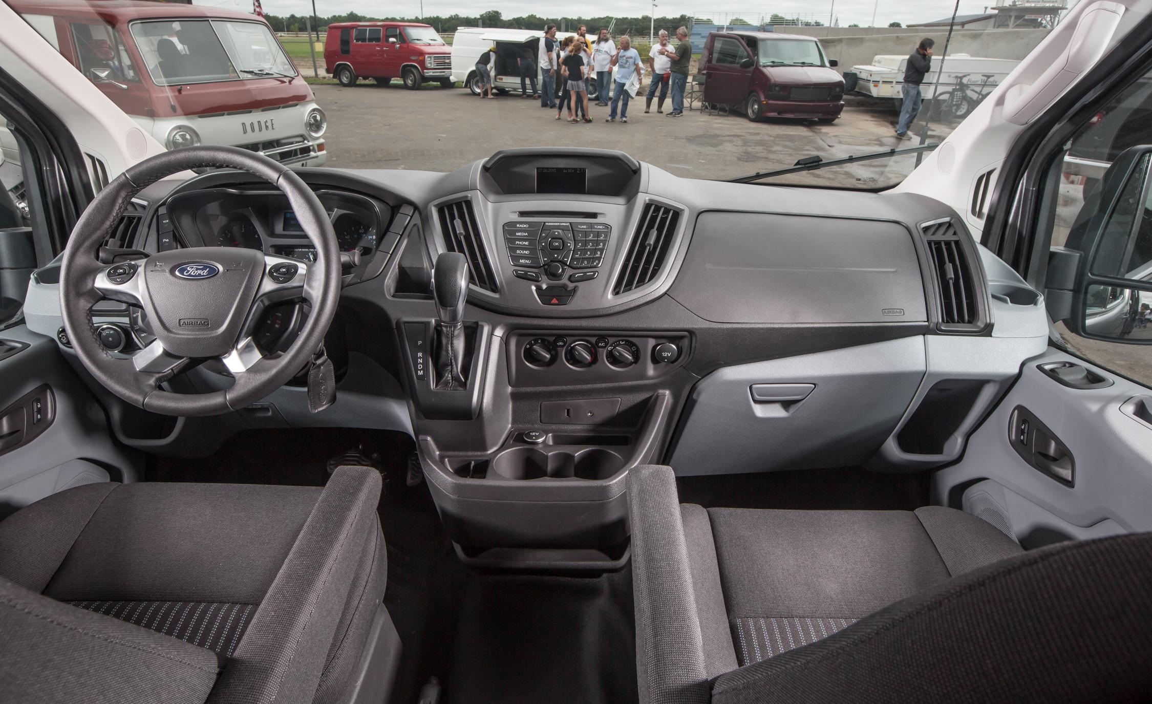 2015 ford transit 150 ecoboost interior 7021 cars. Black Bedroom Furniture Sets. Home Design Ideas
