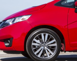 2015 Honda Fit Exterior Wheel