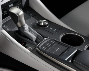2015 Lexus RC350 F Sport Shift Gear Knob