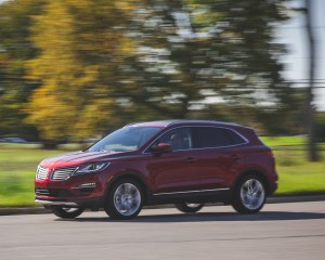 2015 Lincoln MKC 2.3 EcoBoost AWD Performance