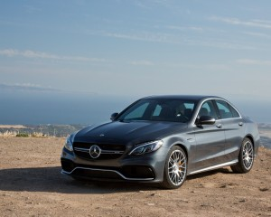 2015 Mercedes-AMG C63 S-Model Exterior Preview