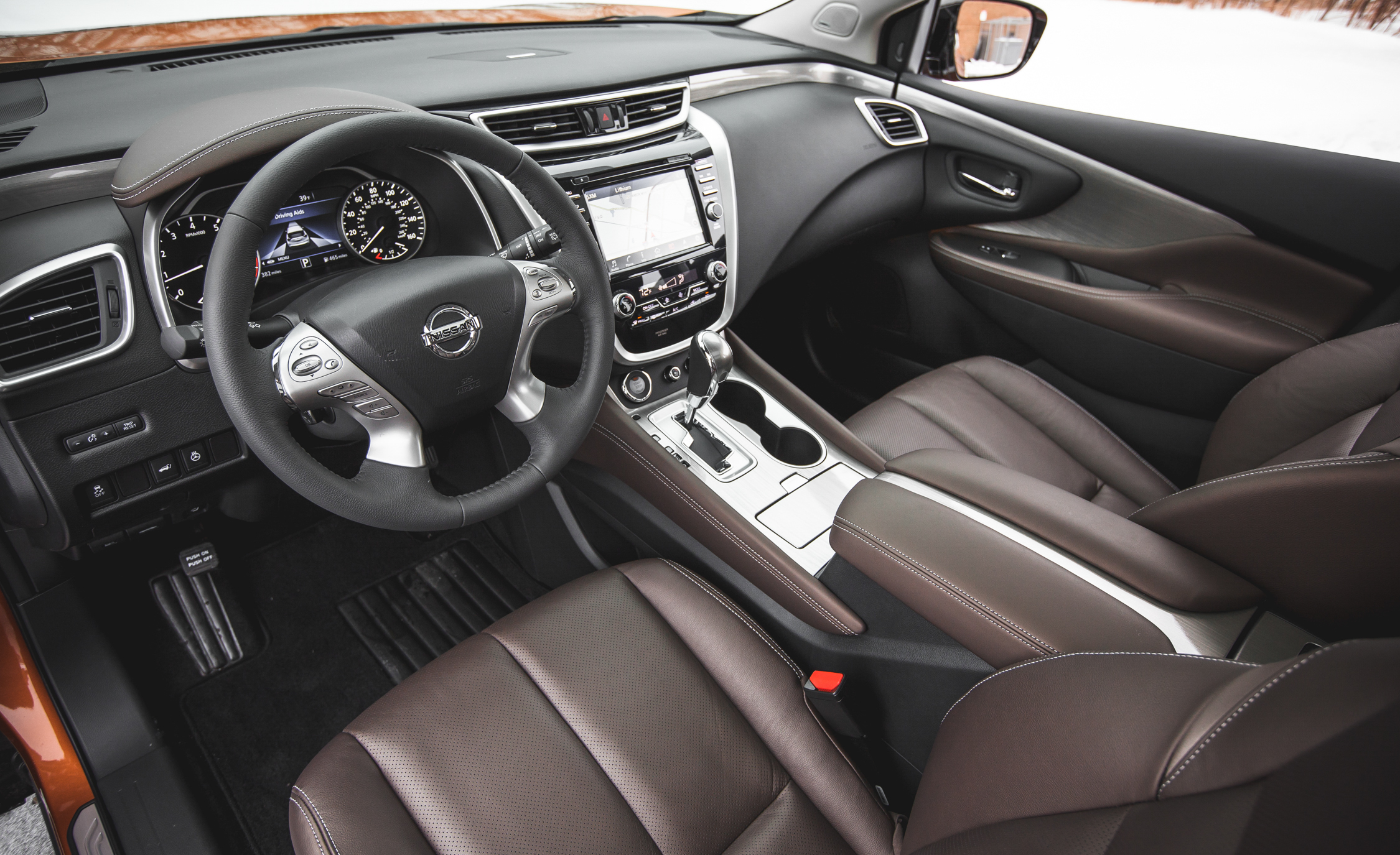 The Insight Of 2015 Nissan Murano 904 Cars Performance