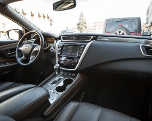 2015 Nissan Murano Platinum AWD Interior Dashboard