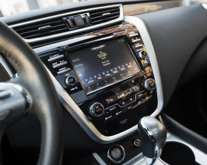 2015 Nissan Murano Platinum AWD Interior Panel