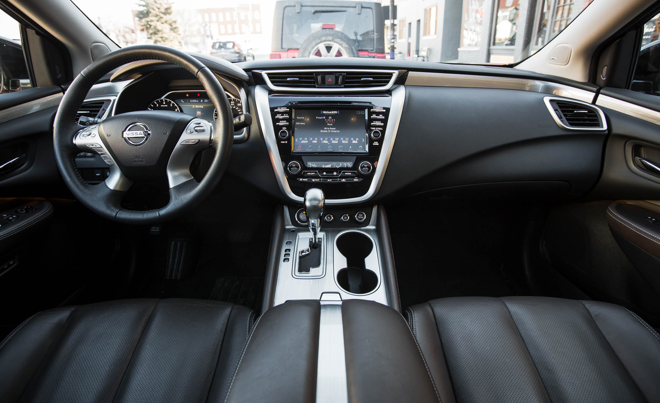 The Insight Of 2015 Nissan Murano 904 Cars Performance Reviews