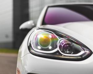 2015 Porsche Cayenne S E-Hybrid Exterior Headlight