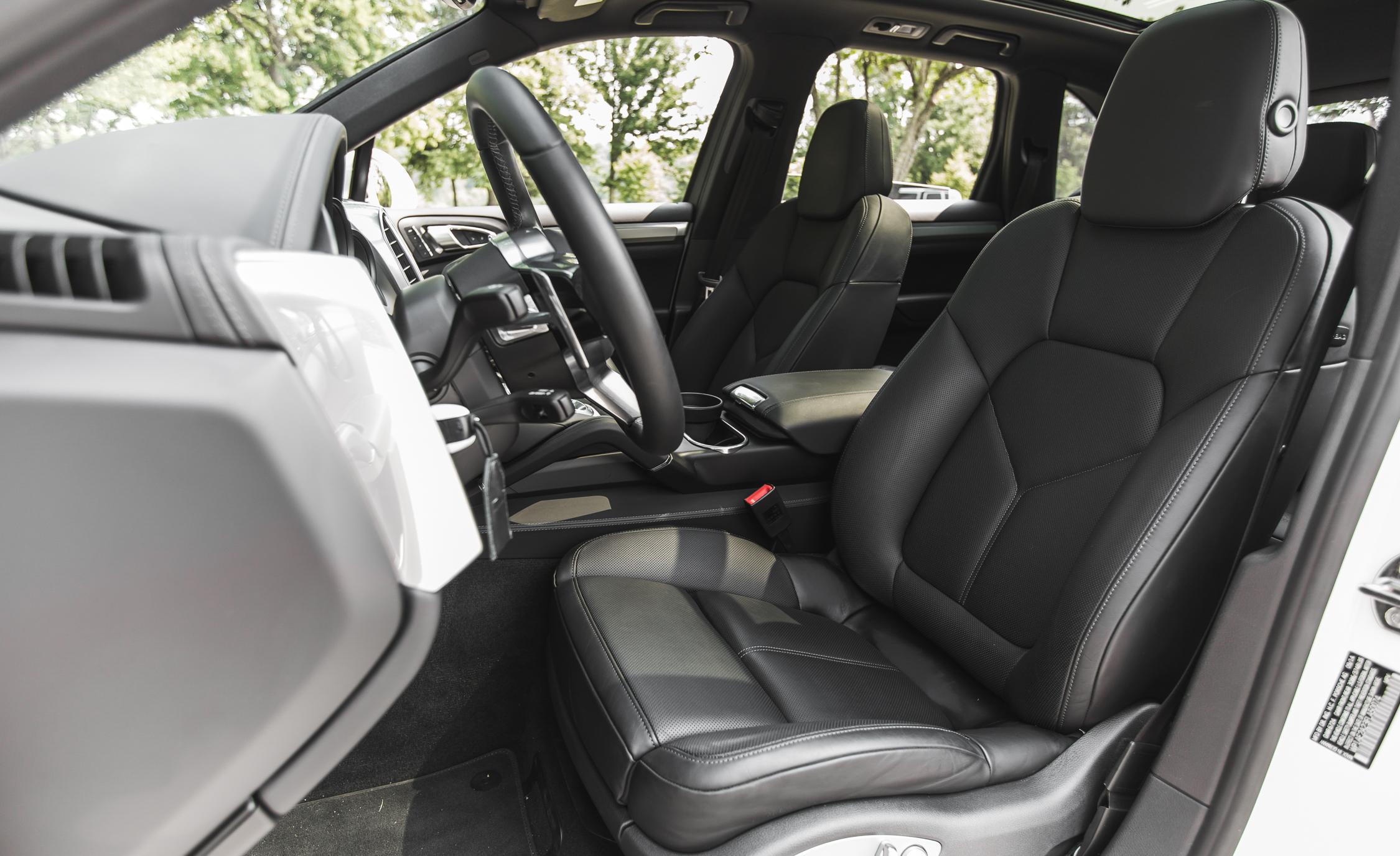 2015 porsche cayenne s e hybrid interior cockpit seat
