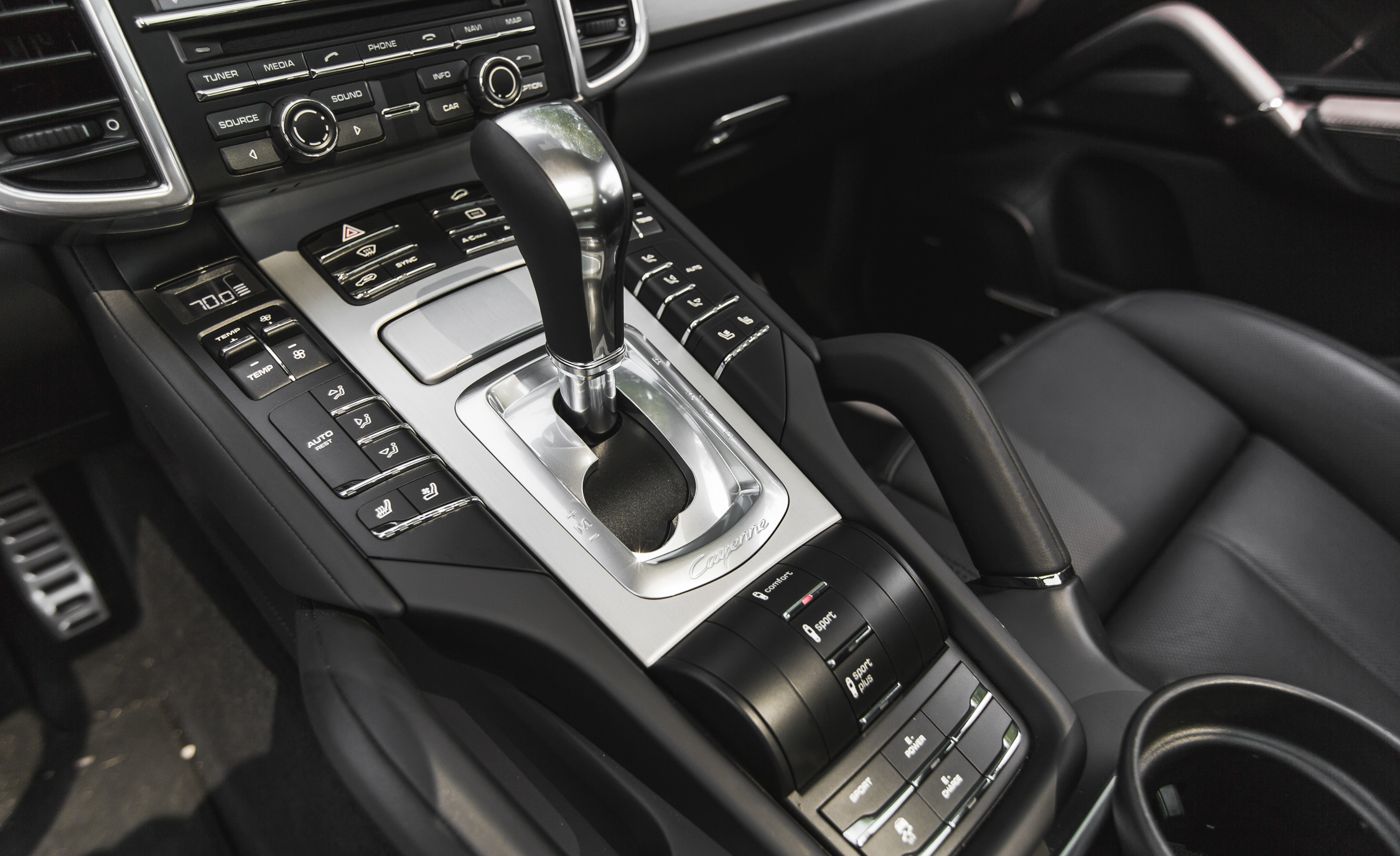 2015 Porsche Cayenne S E Hybrid Interior Transmission 7548 Cars Performance Reviews And