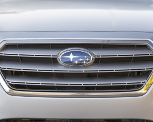 2015 Subaru Legacy Grille