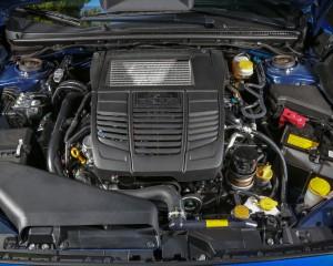 2015 Subaru WRX Turbocharged 2.0-Liter flat-4 Engine